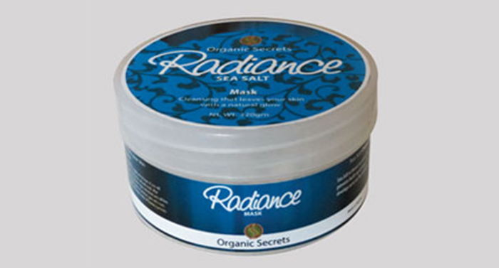 Radiance Mask by Organic Secrets