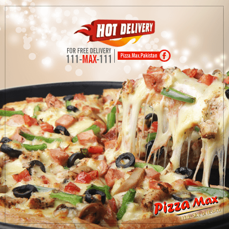 Pizza Max Karachi