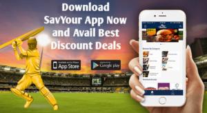 Download Savyour app