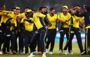 Peshawar zalmi Team