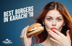 Best Burgers in Karachi