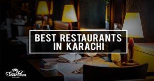 best restaurants in karachi